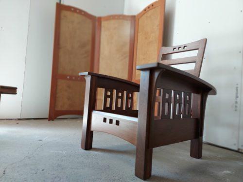 Mission furniture by studiO massOn